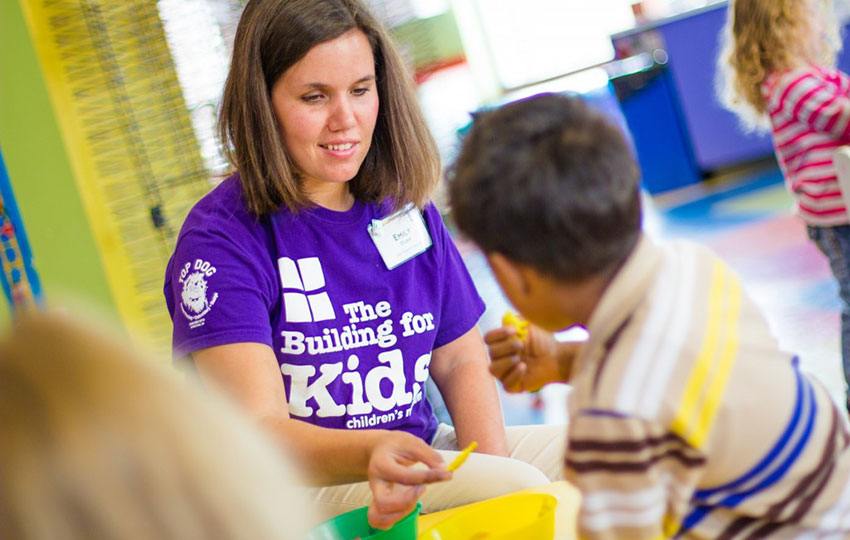 Financial Literacy Free Day at The Building for Kids Children's Museum Makes Spending and Saving Fun